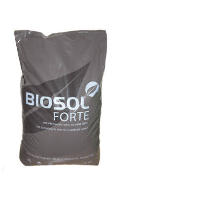 Biosol Forte szerves trágya 25Kg