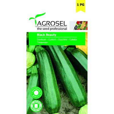 Agrosel Black Beauty Cukkini 3g