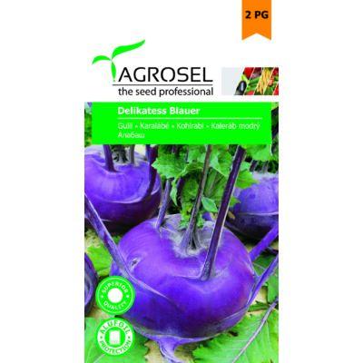 Agrosel Delikatess Blauer Karalábé 4g