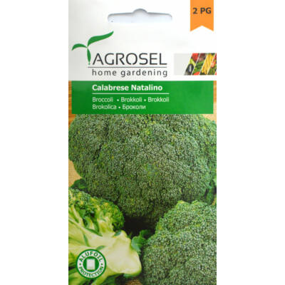 Agrosel Calabrese Brokkoli 2g