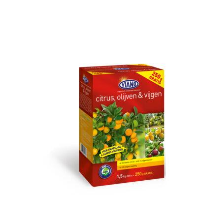 Viano citrus mediterrán növénytáp 1,5kg+250g ajándék