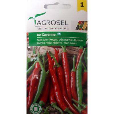 Agrosel De Cayenne Hegyes Erős Paprika 1g