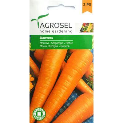 Agrosel Danvers  sárgarépa 5g