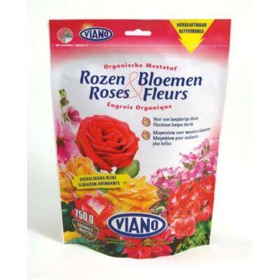 Viano szerves kertészeti táp rózsák részére 0,75Kg