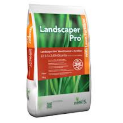 Landscaper Pro Weed Control ICL (Everris, Scotts) Gyepműtrágya gyomelfolytóval 22-5-5-2,4D+Dicamba 10Kg