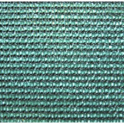 Extranet belátásgátló, árnyékoló háló 2x50m 80% zöld 90gr/m2
