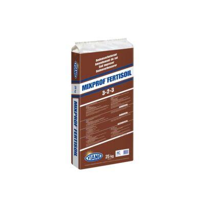 VIANO MIXPROF FERTISOIL szerves talajjavító 3-2-3 +Trichoderma & Bacteria 25kg