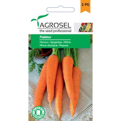 Agrosel Flackker sárgarépa 6g