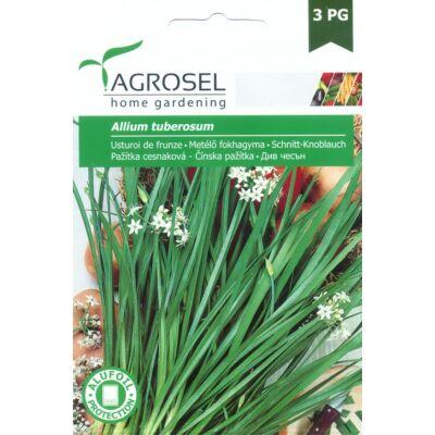 Agrosel Allium tuberosum Metélő Fokhagyma 4g