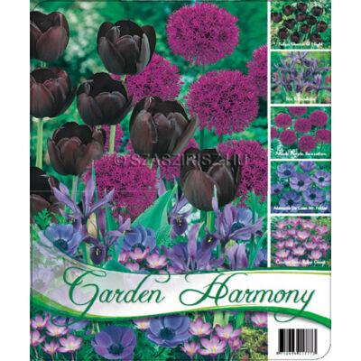 Garden Harmony vegyes virághagyma kollekció 50db-os lila