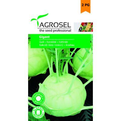 Agrosel Gigant Karalábé 3g