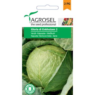 Agrosel Gloria Fejeskáposzta 4g