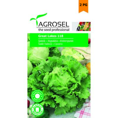 Agrosel Great Lakes Jégsaláta 3g