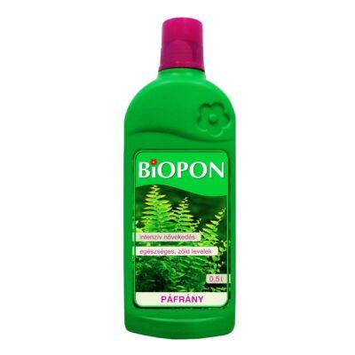 Biopon páfrány tápoldat 0,5l