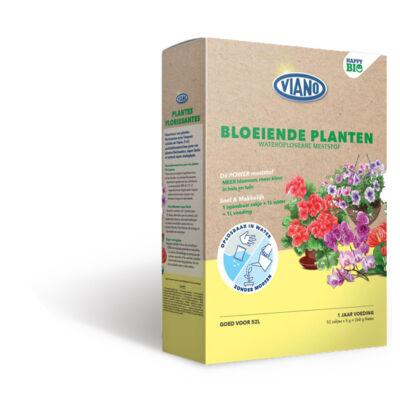 Viano Happy Bio Virágzó dísznövény táp 52x5g 260g