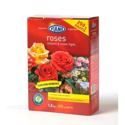Viano szerves kertészeti táp rózsák részére 1,75Kg