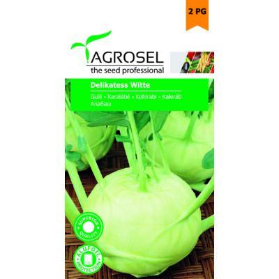 Agrosel Delikatess Witte Karalábé 4g