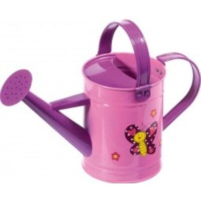 Stocker Gyerek locsolókanna fém rózsaszín