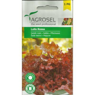 Agrosel Lollo Rossa Saláta 2g