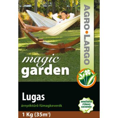 Magic Garden Lugas árnyéktűrő fűmagkeverék 1kg