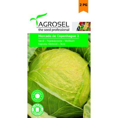 Agrosel Mercado de Copenhague Fejeskáposzta 4g