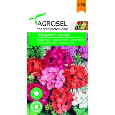 Agrosel Muskátli Virágmag 0,08