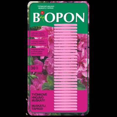 Biopon Muskátli táprud 30db-os