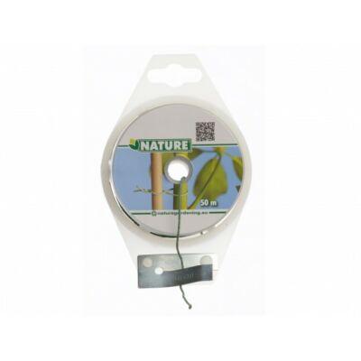 Nature kötöző huzal zöld 0,8mmx50m
