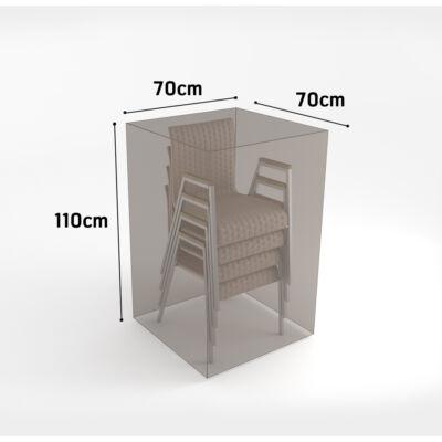 Nortene Covertop vízálló bútortakaró szövet szék