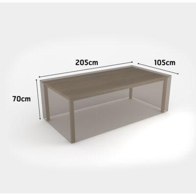 Nortene Covertop vízálló bútortakaró szövet asztal