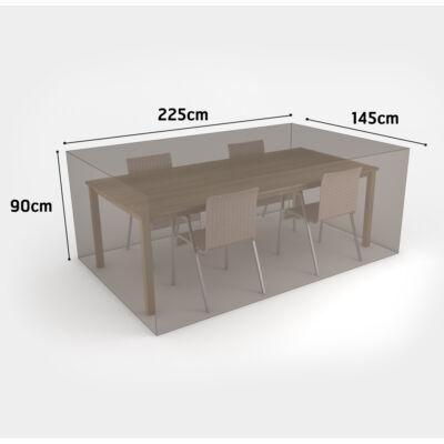 Nortene Covertop vízálló bútortakaró szövet asztal+4 szék