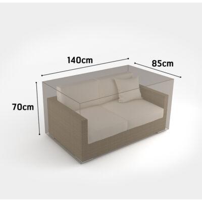 Nortene Covertop vízálló bútortakaró kanapé 2 fős