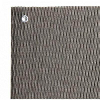 Nortene Everly Platinum dekoratív prémium belátásgátló fémes szürke 1x5m