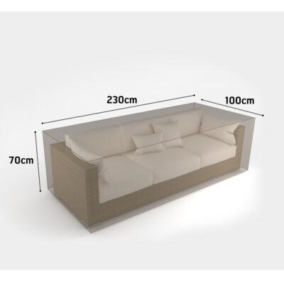 Nortene Covertop vízálló bútortakaró kanapé 3fős