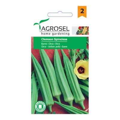 Agrosel Clemson Okra 5g