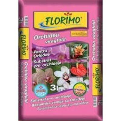 Florimo orchidea virágföld 3l