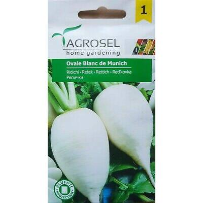 Agrosel Ovale blanc de munich retek 5g
