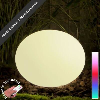Garden Lights Oval 35 dekoratív lámpa RGB Led