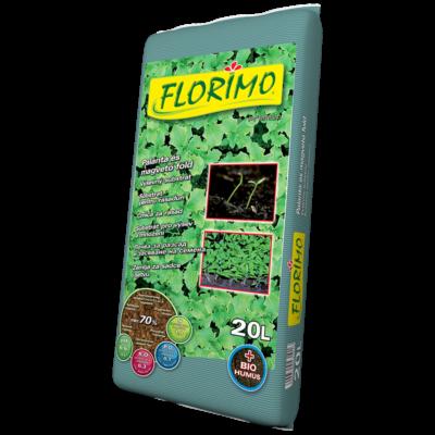 Florimo palánta és magvető föld PH6,5  20l