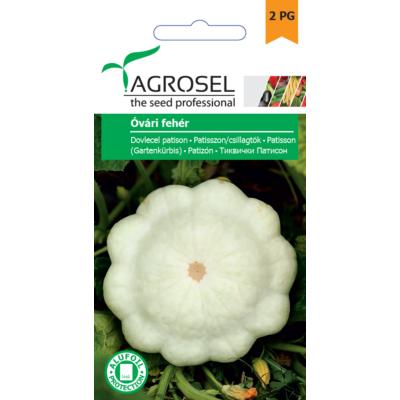 Agrosel Óvári Fehér Patisszon 4g