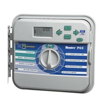 Hunter PCC-1201 E kültéri 12 zónás vezérlő
