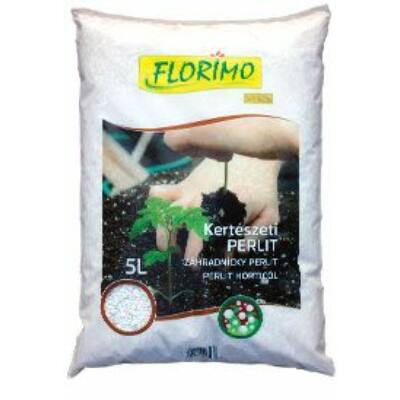 Florimo kertészeti perlit 2-6mm 5-l-es