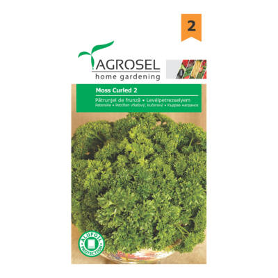 Agrosel Moss Curled levélpetrezselyem 5g