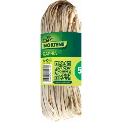 Nortene természetes raffia kötöző natúr 50g