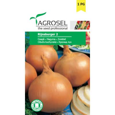 Agrosel Rijnsburger 2 Hagyma 2g