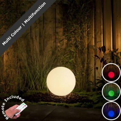 Garden Lights Round50 dekoratív lámpa RGB Led
