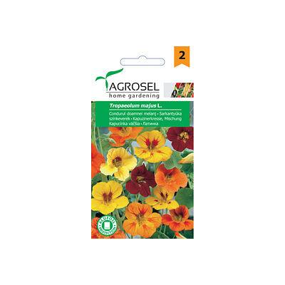 Agrosel Sarkantyúka Virágmag 4g