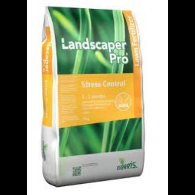 Landscaper Pro Stress Controll őszi-téli gyepfenntartó gyeptrágya 16-5-22 15Kg