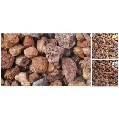 Láva talajtakaró zúzalék barna 8-25 20kg