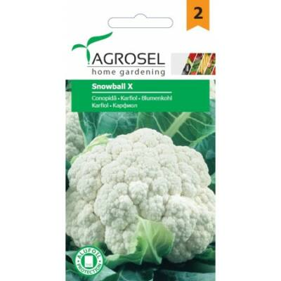 Agrosel Snowball x Karfiol 1g